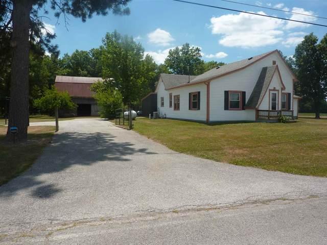5498 E Montpelier Pike, Marion, IN 46953 (MLS #202027119) :: The Romanski Group - Keller Williams Realty
