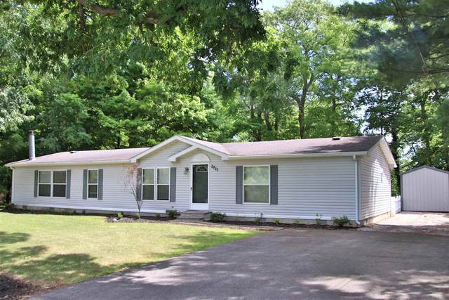 2801 S Airport Road, Monticello, IN 47960 (MLS #202027120) :: The Romanski Group - Keller Williams Realty