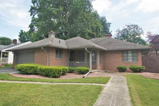 1515 W Taylor Street, Kokomo, IN 46901 (MLS #202027130) :: The Romanski Group - Keller Williams Realty