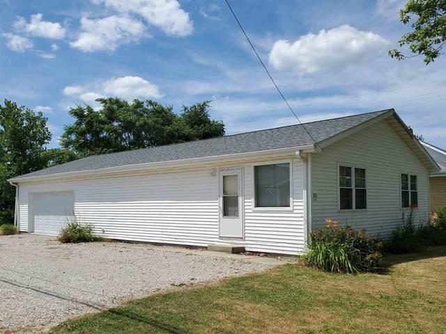 105 W Jefferson Street, Kirklin, IN 46050 (MLS #202027132) :: The Romanski Group - Keller Williams Realty