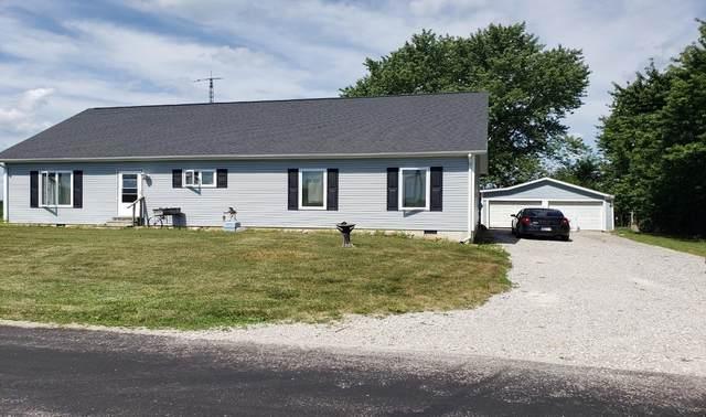 8462 N County Road 100 East, Frankfort, IN 46041 (MLS #202027170) :: The Romanski Group - Keller Williams Realty