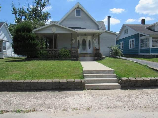 1619 S J Street, Elwood, IN 46036 (MLS #202027381) :: The Romanski Group - Keller Williams Realty