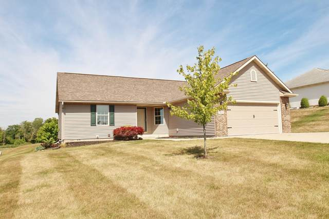 301 Village Drive, Albion, IN 46701 (MLS #202027505) :: TEAM Tamara