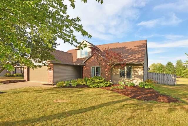 835 Autumn Ridge Lane, Fort Wayne, IN 46804 (MLS #202027668) :: Hoosier Heartland Team | RE/MAX Crossroads