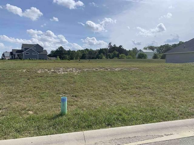 105 Caspian Cove, Fort Wayne, IN 46845 (MLS #202027831) :: The Natasha Hernandez Team