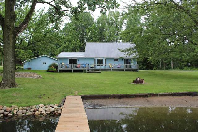 220 Lane 890 Snow Lake, Fremont, IN 46737 (MLS #202027848) :: Parker Team