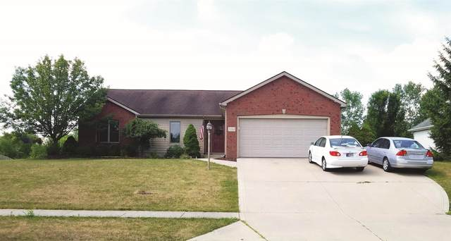 8109 Becketts Ridge Lane, Fort Wayne, IN 46825 (MLS #202028056) :: TEAM Tamara
