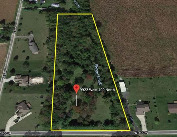 9922 W 400 N, Farmland, IN 47340 (MLS #202028089) :: The ORR Home Selling Team