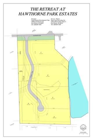 13715 Retreat Trail, Fort Wayne, IN 46845 (MLS #202028193) :: Anthony REALTORS