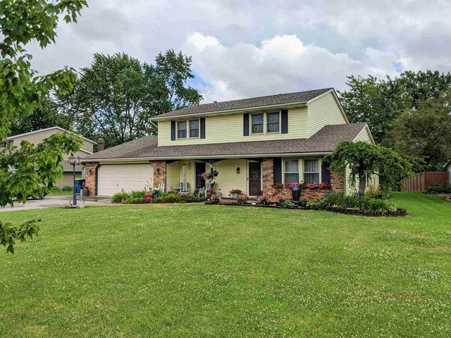 518 Willowbrook Trail, Bluffton, IN 46714 (MLS #202028500) :: TEAM Tamara