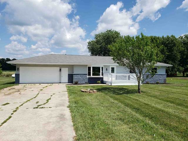 3387 S State Road 109, Albion, IN 46701 (MLS #202028675) :: The ORR Home Selling Team