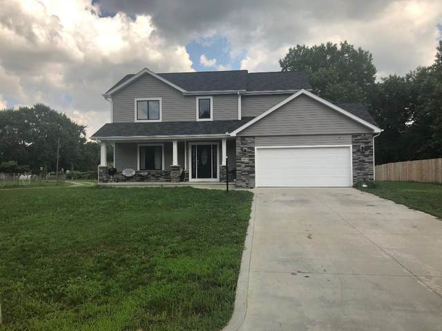 58074 Valley View Drive, Elkhart, IN 46517 (MLS #202028677) :: Parker Team