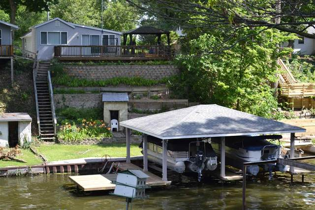 4297 N Silver Camp Court, Monticello, IN 47960 (MLS #202028834) :: The Carole King Team