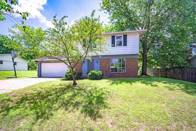 1313 Palmer Drive, West Lafayette, IN 47906 (MLS #202028845) :: The Romanski Group - Keller Williams Realty