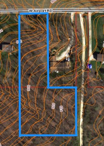 7300 Block W Airport Road, Bloomington, IN 47403 (MLS #202028859) :: Parker Team