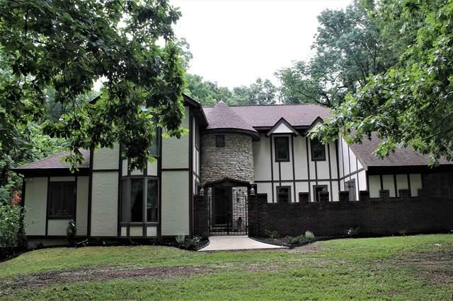1603 N Oak Ridge Lane, Washington, IN 47501 (MLS #202028971) :: Aimee Ness Realty Group