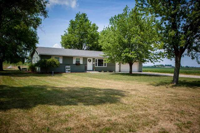 7494 N 200 E, Decatur, IN 46733 (MLS #202029171) :: Hoosier Heartland Team | RE/MAX Crossroads