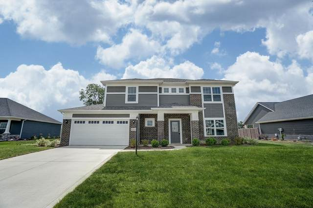 12563 Speranza Drive Drive, Fort Wayne, IN 46818 (MLS #202029416) :: Parker Team