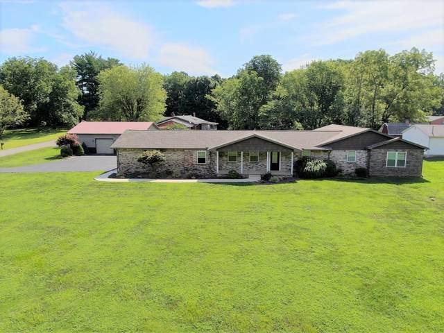 2363 W Columbia Estates, Princeton, IN 47670 (MLS #202029614) :: Hoosier Heartland Team | RE/MAX Crossroads