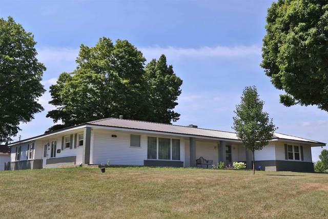 6499 E 200 N, Monticello, IN 47960 (MLS #202029720) :: The Romanski Group - Keller Williams Realty