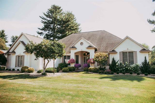 51286 Stratford Drive, Elkhart, IN 46514 (MLS #202029901) :: Anthony REALTORS