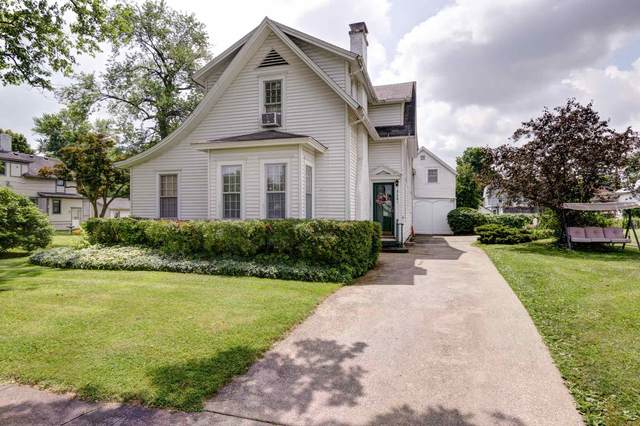 328 S Oak Street, Kendallville, IN 46755 (MLS #202029984) :: The ORR Home Selling Team