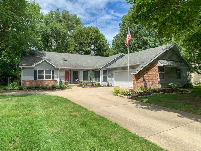 22 Peppertree Court, Lafayette, IN 47905 (MLS #202030002) :: Parker Team