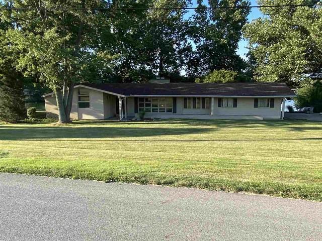 213 Sunset Shore, Kendallville, IN 46755 (MLS #202030120) :: The ORR Home Selling Team