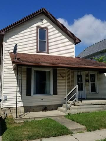608 Garden Street, Kendallville, IN 46755 (MLS #202030164) :: The ORR Home Selling Team