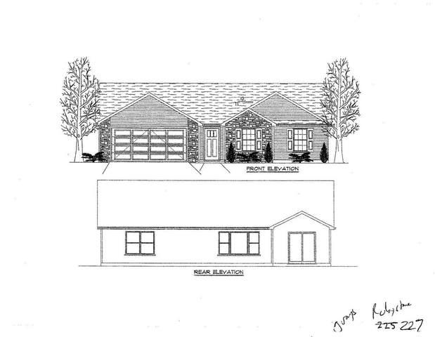 N Overlook Drive, Rome City, IN 46784 (MLS #202030214) :: The ORR Home Selling Team