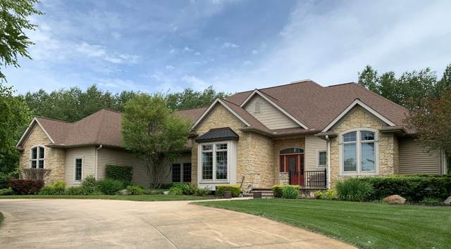 10807 Nutmeg Meadows Drive, Plymouth, IN 46563 (MLS #202030393) :: Anthony REALTORS