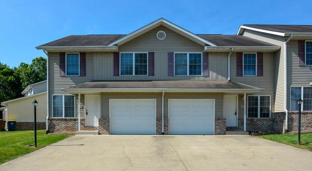 1443 - 1459 W Westwind Court, Bloomington, IN 47403 (MLS #202030413) :: Hoosier Heartland Team | RE/MAX Crossroads