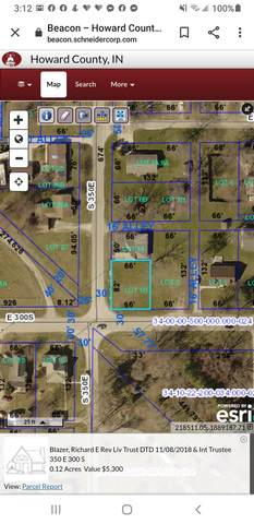 3500 E 300 South Road, Kokomo, IN 46902 (MLS #202030534) :: The Romanski Group - Keller Williams Realty