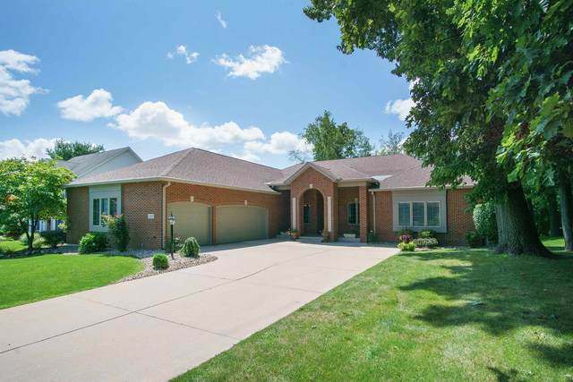 26150 Woodsong Drive, South Bend, IN 46628 (MLS #202030766) :: Anthony REALTORS