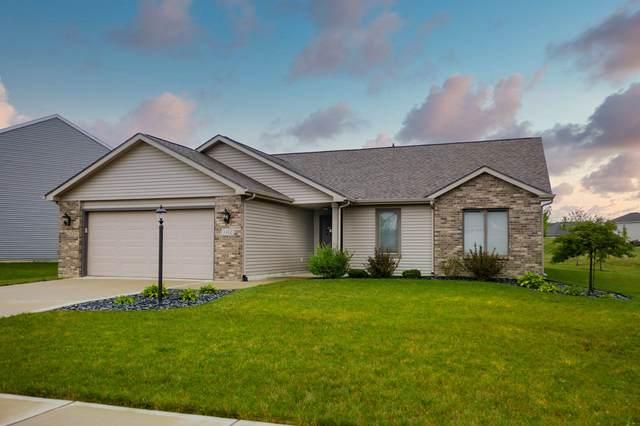1412 Breckenridge Pass, Fort Wayne, IN 46845 (MLS #202030775) :: The ORR Home Selling Team