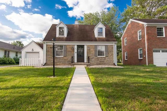 407 W Fleming Avenue, Fort Wayne, IN 46807 (MLS #202030777) :: The ORR Home Selling Team
