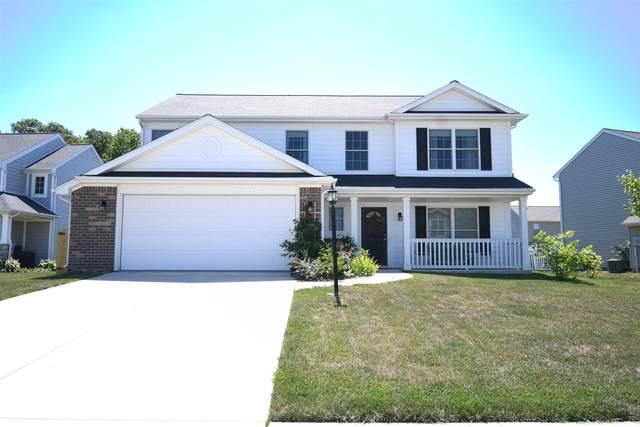 12146 Firekat Cove, Fort Wayne, IN 46845 (MLS #202030778) :: The ORR Home Selling Team