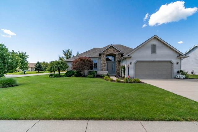 1406 Timothy Drive, Goshen, IN 46526 (MLS #202030779) :: The ORR Home Selling Team