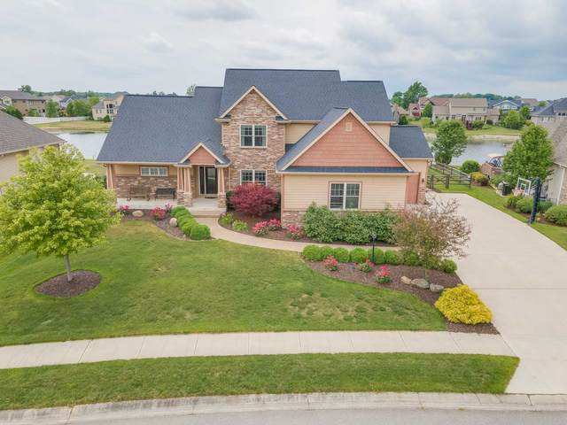 1610 Galapagos Drive, Fort Wayne, IN 46814 (MLS #202030781) :: The ORR Home Selling Team