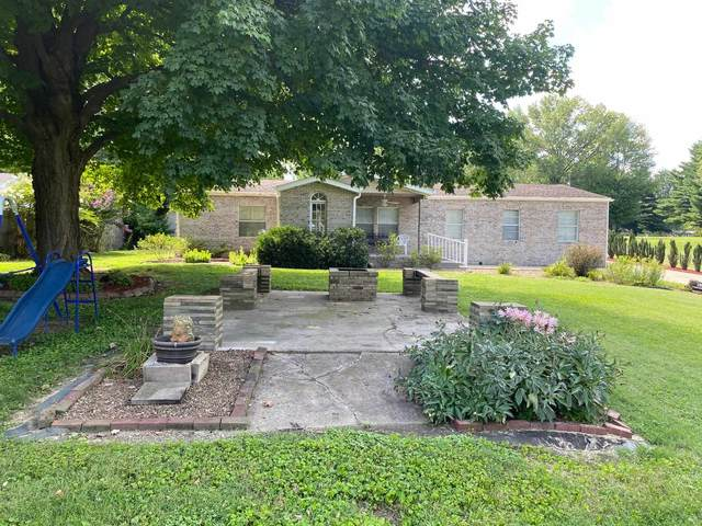 1032 Race St., Huntingburg, IN 47542 (MLS #202030783) :: The ORR Home Selling Team