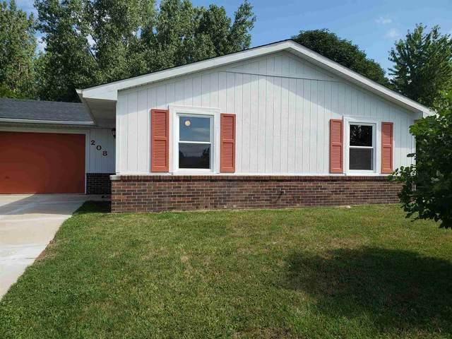 208 Lenox Street, Garrett, IN 46738 (MLS #202030784) :: The ORR Home Selling Team