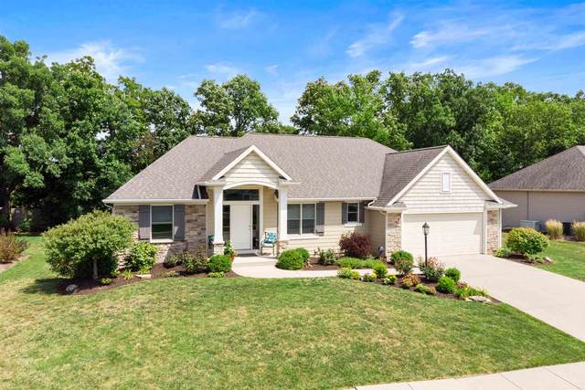 1929 Tranquil Court, Fort Wayne, IN 46804 (MLS #202030786) :: The ORR Home Selling Team