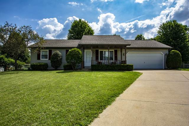 58868 Crystal Court, Elkhart, IN 46516 (MLS #202030800) :: The Dauby Team