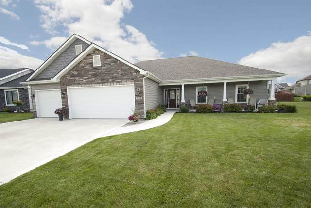 8233 Golden Gate Place, Fort Wayne, IN 46835 (MLS #202030802) :: The Dauby Team