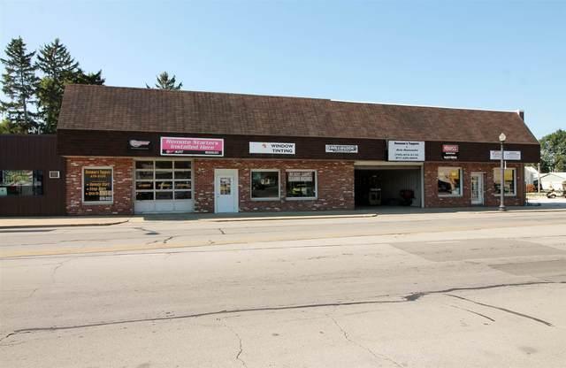 106 E Main Street, Gas City, IN 46933 (MLS #202031050) :: The Romanski Group - Keller Williams Realty