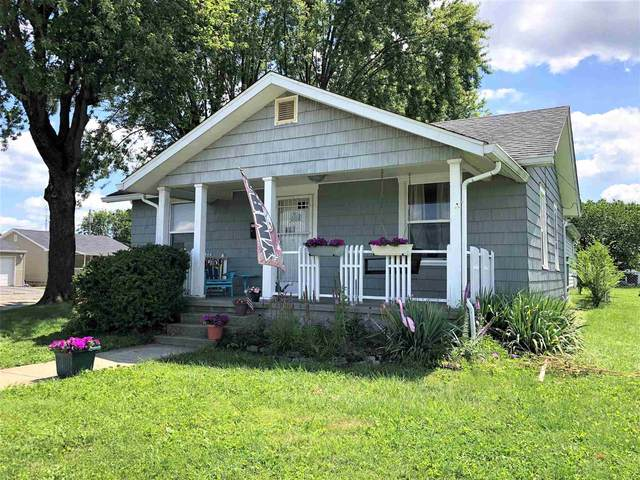 801 W Markland Avenue, Kokomo, IN 46901 (MLS #202031092) :: The Carole King Team