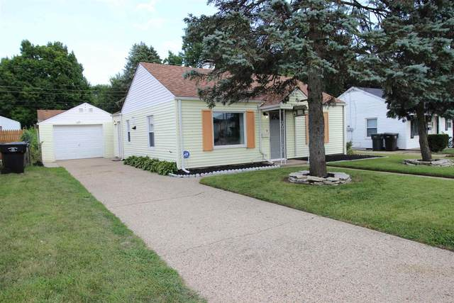 1418 N Chicago Street, South Bend, IN 46628 (MLS #202031192) :: Anthony REALTORS