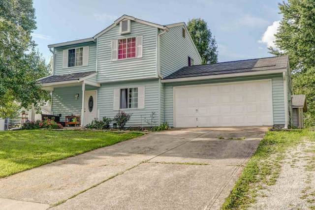 362 Briarwood Lane, Ellettsville, IN 47429 (MLS #202031207) :: Hoosier Heartland Team | RE/MAX Crossroads