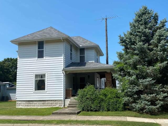 408 S Washington Street, Swayzee, IN 46986 (MLS #202031608) :: The Romanski Group - Keller Williams Realty