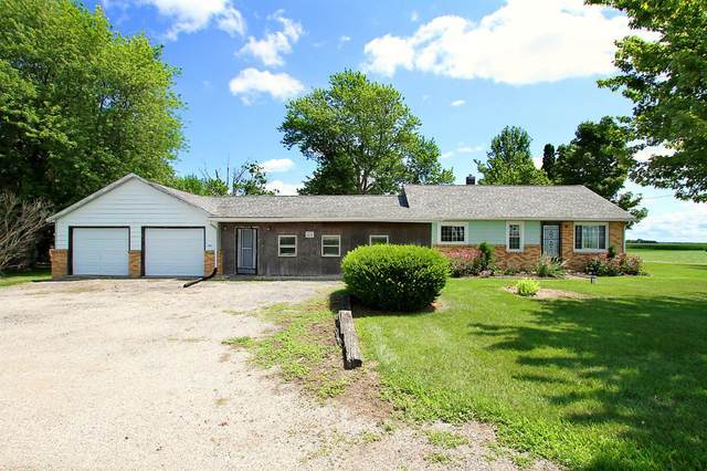 1483 S 50 E, Bringhurst, IN 46913 (MLS #202031613) :: The Carole King Team
